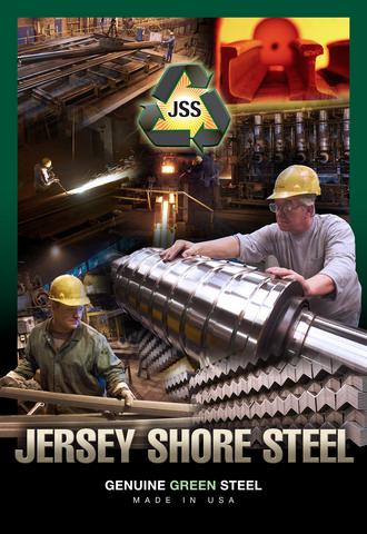 Jersey Shore Steel ~ Made in the USA
