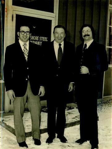 Jack Schultz, John A. Schultz, Jr., Pete Schultz